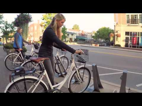 Bike Share in Carmel, IN & Westfield, IN