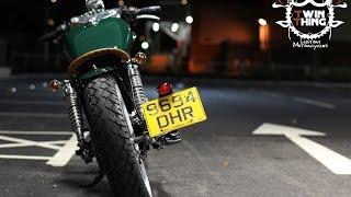getlinkyoutube.com-Suzuki gz 125 Bobber by www.twinthing.co.uk