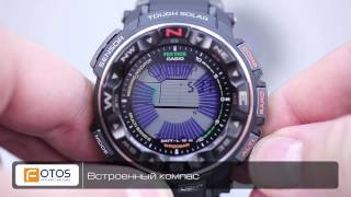 getlinkyoutube.com-Для настоящих мужчин. Casio PRO TREK PRW-2500