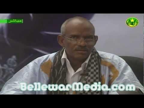 البحث في الادب الشعبي الموريتانى