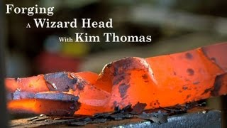 getlinkyoutube.com-Amazing Blacksmith Forges A Wizard