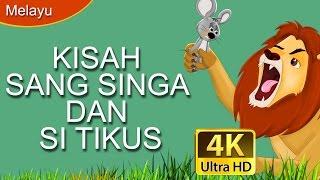 getlinkyoutube.com-Kisah Sang Singa dan Si Tikus - cerita kanak-kanak - 4K HD Video