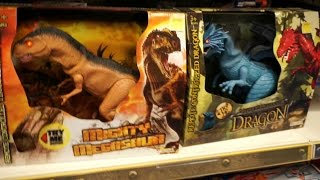 Mighty Megasaur - Dragon & Dinosaur - Remote Controlled Toys