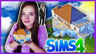 getlinkyoutube.com-Строим Наш Домик ❤ The Sims 4 // Детка Геймер #40