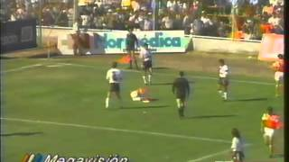 getlinkyoutube.com-COBRELOA, Partidos con Historia. Frente a Colo Colo 1992