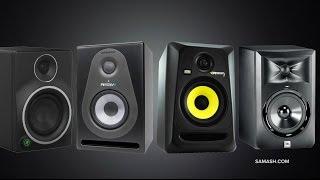 getlinkyoutube.com-Studio Monitor Roundup - Under $150 Each