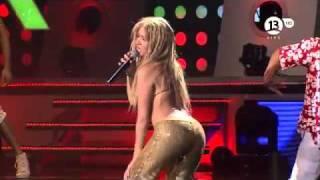 getlinkyoutube.com-Mi Nombre Es  CHILE CANAL 13 - Shakira  NUEVO