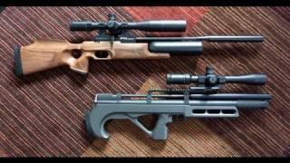 getlinkyoutube.com-Edgun Matador vs. FX Royale - Part 1 - Trigger and Mechanics