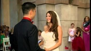 Marcel and Jennifer Wedding
