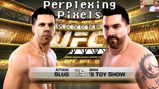 getlinkyoutube.com-Perplexing Pixels: EA UFC (PS4) (review/commentary) Ep78