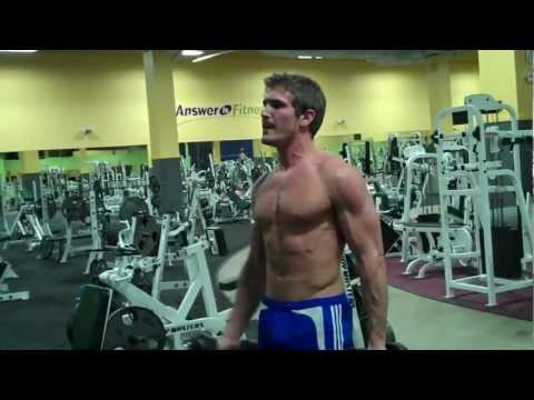 Scott Herman Shoulder Workout -llg9tIdrkGc