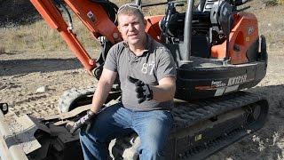 getlinkyoutube.com-Living off the Grid: Our Kubota Excavator Rental
