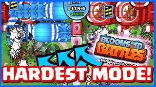 getlinkyoutube.com-Bloons TD Battles - INSANE NEW GAME MODE! RANDOM TRIO! - Hardest BTD Battles Game Mode Ever!