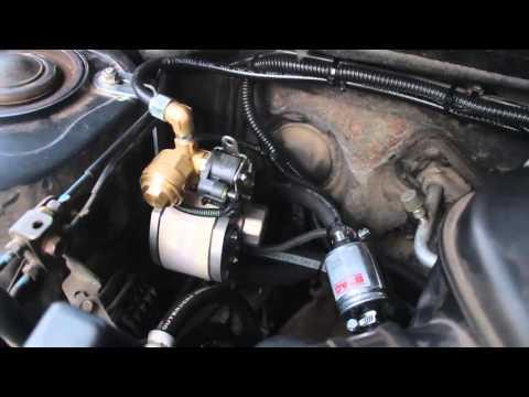 Установка ГБО на Subaru Legacy 2,0 2007