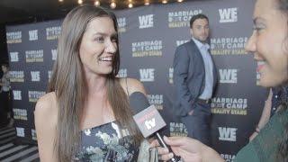 "getlinkyoutube.com-Jade Roper Interview ""Marriage Boot Camp Reality Stars"" Season 6 Premiere"