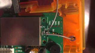 OrangeRX Antenna Mod on a FrSky Taranis
