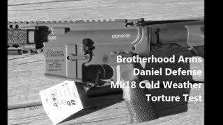 getlinkyoutube.com-Daniel Defense Mk18 Torture Test