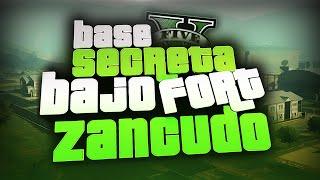 ¿BASE SECRETA BAJO FORT ZANCUDO? NUEVA PRUEBA! | MISTERIOS GTA V