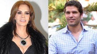getlinkyoutube.com-Lucía Méndez quiere manchar la pureza de Eduardo Verástegui