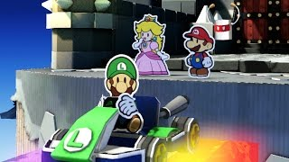 getlinkyoutube.com-Paper Mario: Color Splash - Final Boss and Ending