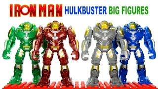 getlinkyoutube.com-The Worst Iron Man Hulkbuster LEGO KnockOff Big Figures You'll EVER See! So Far!