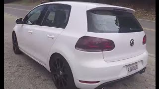getlinkyoutube.com-Modded VW GTI Mk6 -One Take
