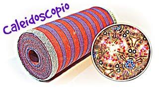 getlinkyoutube.com-Cómo hacer un caleidoscopio. how to make a kaleidoscope.