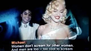 getlinkyoutube.com-Michael Jackson spoke badly about Madonna