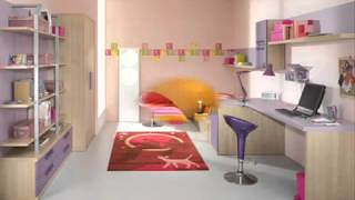 getlinkyoutube.com-تزيين جدران غرف الاطفال والاسرة والاثاث