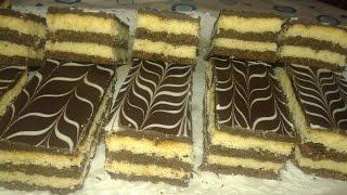 getlinkyoutube.com-حلوى الطبقات التقليدية سهلة هشة روعة في المذاق