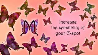 Increase the sensitivity of your G-spot -Subliminal power-
