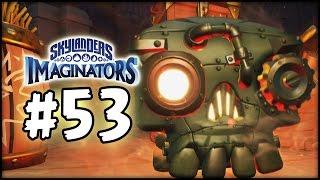 getlinkyoutube.com-Skylanders Imaginators - Gameplay Walkthrough - Part 53 - Danger Dungeon!