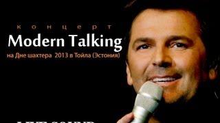 getlinkyoutube.com-[HD] Thomas Anders (Modern Talking). Live In Concert. 2013.