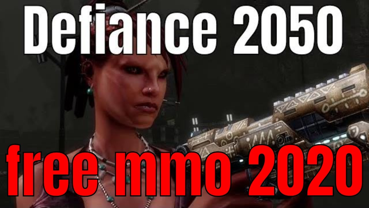 Defiance 2050 free2play mmorpg