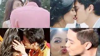 getlinkyoutube.com-BEST KISS: KathNiel vs JaDine vs AlDub vs LizQuen