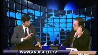 مصاحبه فرامرز فروزنده با بهرام مشیری  -  هویت ملی
