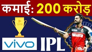 IPL Cricket नहीं,  बिज़नेस है |  जानिए कौन कितना पैसा कमाता है IPL से  | Vivo IPL 2018 Income Exposed