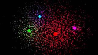 getlinkyoutube.com-Blender Music Visualization - Komplextrus Sideways Tetris