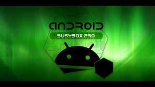 getlinkyoutube.com-BusyBox Pro v19 APK is Here For Android.The World Of Software