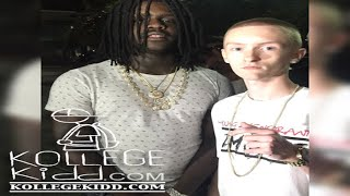 getlinkyoutube.com-Chief Keef and Slim Jesus Take Photo At 'Bang 3 Hologram Fest' In Los Angeles