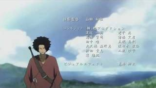 getlinkyoutube.com-SAMURAI CHAMPLOO Final ED