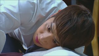 getlinkyoutube.com-[Tomorrow Victory] 내일도 승리 15회 - Hong-joo rescue faint Jae-kyung! is he doctor?! 20151120