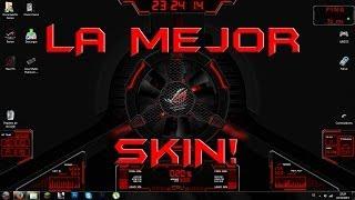 | Tuto | La Mejor Skin De Rainmeter! - Hardware 1.3