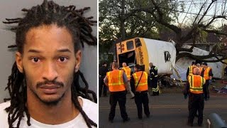 """getlinkyoutube.com-TN school bus driver that cause the crash that killed 6 kids, asked if they """"were ready to die!"""""""
