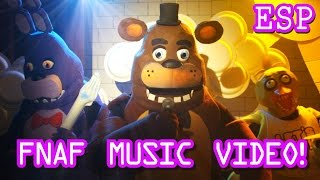 getlinkyoutube.com-Five Nights At Freddys Live Action Video Musical - Canción de FNAF