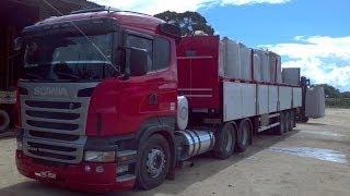 getlinkyoutube.com-SCANIA R440 AT - CAJAU APRENDIZ DE CARRETEIRO