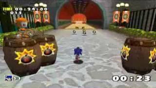 getlinkyoutube.com-Sonic Adventure DX (Preview) Prototype - Mini Exploration in Dolphin (Part1)