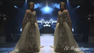 getlinkyoutube.com-El Magnifique - Choose Your Way Collection 2014 - Fashion Show at Maroc Expo 2013
