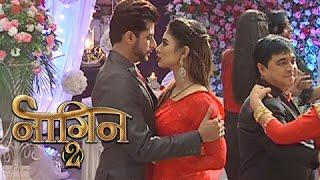 getlinkyoutube.com-Rocky & Shivangi ROMANTIC Dance | Naagin 2