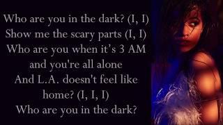 Camila Cabello ~ In The Dark ~ Lyrics (+Audio)